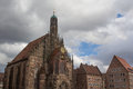 Market Place In Nuremberg Stock Images - 29986164