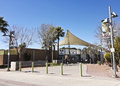 A Reid Park Zoo Entrance, Tucson, Arizona Stock Photography - 29997512