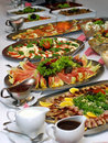 Catering Food Royalty Free Stock Photo - 3003715