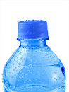 Isolated Blue Water Bottle Royalty Free Stock Photos - 3004428