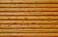 New Log Wall Background Stock Images - 30004844