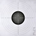 Blank Target  For Shooting Competition Royalty Free Stock Photography - 30006517