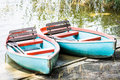 Old Rowboat Stock Photography - 30020162
