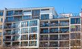 Modern Apartment House In Berlin Royalty Free Stock Photo - 30023125