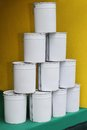 Paint Buckets Royalty Free Stock Image - 30028566