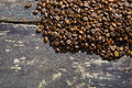 Fresh Roasted Coffee Beans Royalty Free Stock Photo - 30033515