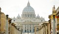 St. Peter S Square In Rome Royalty Free Stock Photography - 30036297