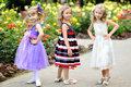 Portrait Of Three Girlfriends Royalty Free Stock Images - 30037689