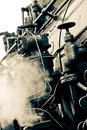 Old Train Steam Detail Royalty Free Stock Photography - 30040977