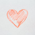 Sketch- Heart Stock Photography - 30066012