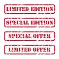 Rubber Stamps Royalty Free Stock Photos - 30081118