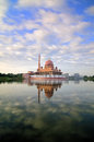 Putra Mosque Royalty Free Stock Image - 30083816