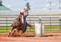 Barrel Racer Royalty Free Stock Images - 30088069