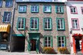 French Style House In Old Quebec City Royalty Free Stock Photos - 30095948