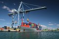 Container Ship Stock Image - 30108961