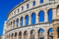 Arena Pula Royalty Free Stock Image - 30129086