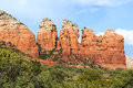 Chimney Rock Near Sedona Royalty Free Stock Image - 30133636