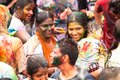 Holi Festival Of Colors Stock Photography - 30134412