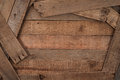 Rustic, Country Style Wood Slat Background Royalty Free Stock Photo - 30145365