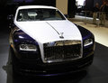 Rolls-Royce Showcased At The New York Auto Show Stock Images - 30146064