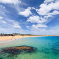 Summer Days In Port Noarlunga Royalty Free Stock Photo - 30146615