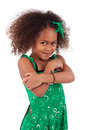 Cute Young African Asian Girl Stock Images - 30155564