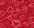 Valentine S Day Seamless Pattern Royalty Free Stock Images - 30193079