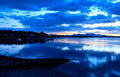 Loch Etive Just After Sunset, Scotland Royalty Free Stock Image - 30198876