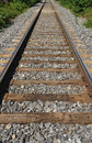 Railway Track Royalty Free Stock Image - 3021316