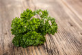 Curly Parsley Royalty Free Stock Photo - 30201735