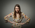 Anger Royalty Free Stock Images - 30205069