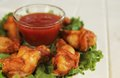 Chicken Wings Stock Images - 30206014