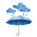 Protection Against Rain Royalty Free Stock Photo - 30207215