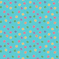 Vector Funny Abstract Seamless Cubes Pattern Stock Image - 30207961
