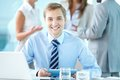 Confident Boss Stock Images - 30214144