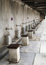 Washing Place Outside A Mosque Royalty Free Stock Photo - 30277025