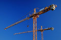 Tower Cranes Stock Photography - 30282312