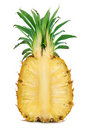 Cut Of Pineapple Stock Photography - 3035142