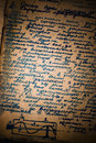 Notebook Grungy Page Royalty Free Stock Image - 3035826