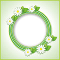 Vintage Background With Spring Or Summer Flower Stock Photos - 30303213