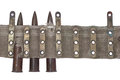 Wwi Period Chain Of Cartridges Royalty Free Stock Images - 30307729