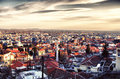 Panorama Of The City Royalty Free Stock Images - 30315869