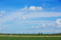 Landscape In Holland Royalty Free Stock Photo - 30326935