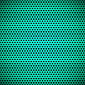 Green Seamless Circle Perforated Grill Texture Stock Images - 30336644