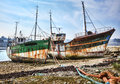 Shipwrecks Royalty Free Stock Image - 30344666