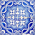 Old Traditional Portuguese Azulejos Royalty Free Stock Photo - 30345425