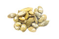 Pumpkin Seeds Isolated Stock Photography - 30353942