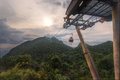 Cable Car Langkawi Stock Image - 30367171