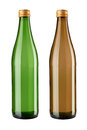 Two Glass Bottles Stock Image - 30367411