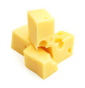 Piece Of Cheese Stock Image - 30382061